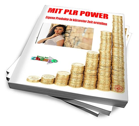 Mit PLR Power, free ebooks