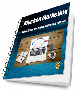 nischen marketing, aaffiliate marketing, ebook mit mrr