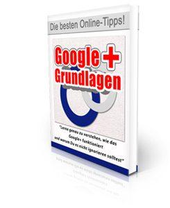 Google plus Grundlagen Kurs auf free-ebooks