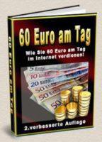 60 Euro am Tag im Internet verdienen