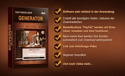 Easy Ebook Shop Generator