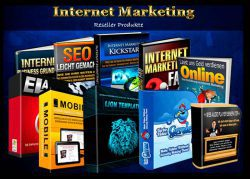 Internet Marketing Starter Produkte zum Downloden